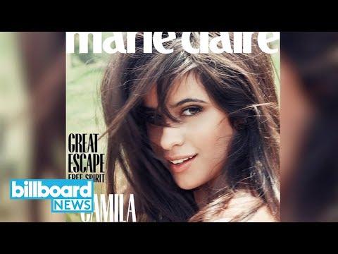 Camila Cabello Breaks Silence About Fifth Harmony Split Talks About Her Boyfriend  Billboard News