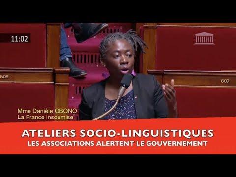 ASL : le gouvernement fait le choix de restreindre l'accès à la langue française (21/05/19)