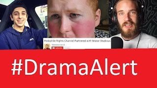 PewDiePie did NOT Mock Syndicate #DramaAlert PoodleCorp Hacked? Coppercab , Faze Rug