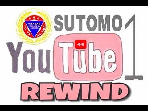 Youtube Rewind SUTOMO 2K16