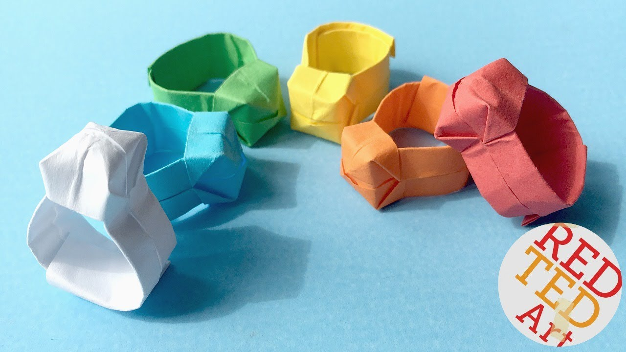6 EASY-TO-MAKE ORIGAMI PAPER DIYs | Craft Videos | Art All The Way ... | 720x1280