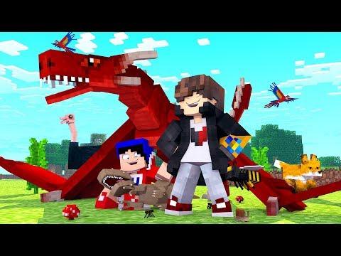 Minecraft: ANIMALIA - NOVA SERIE - ‹ JUAUM › #01