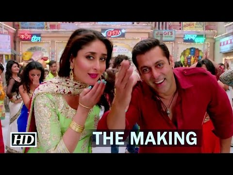 The Making - Aaj Ki Party Song | Bajrangi Bhaijaan