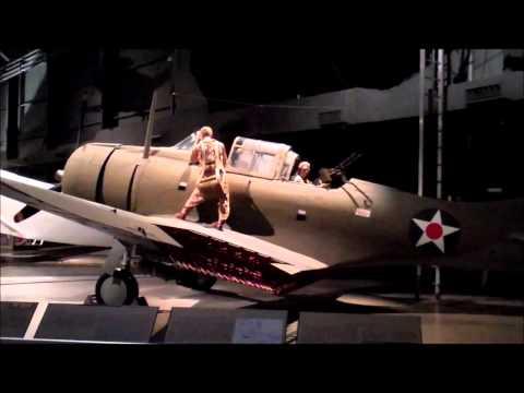 A-24 Banshee at Air Force Museum