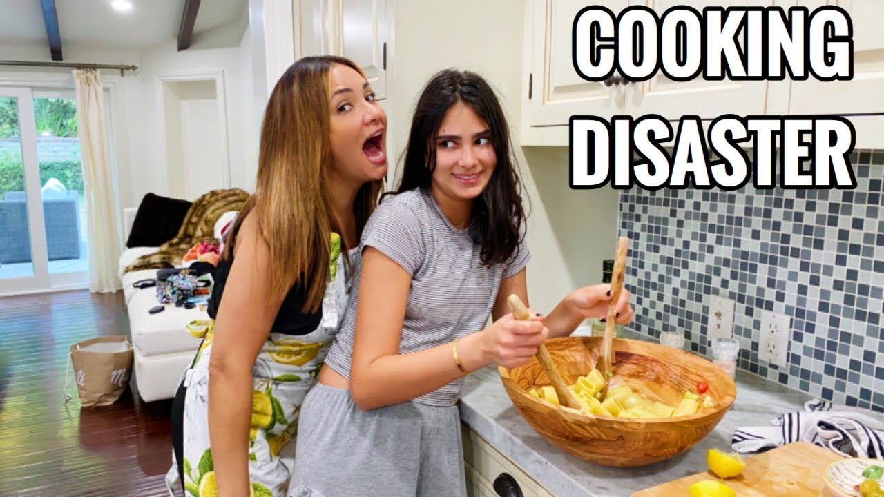 Cooking Challenge Disaster *turned out bad*