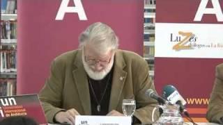 Manfred Max Neef, clase magistral El mundo en rumbo de colision 2/6