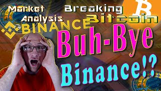Binance Bans Americans Tanking The Alt Coins! Now What Do We Do?