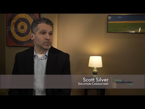 Scott Silver LeaseAccelerator Real Estate Equipment Leasing