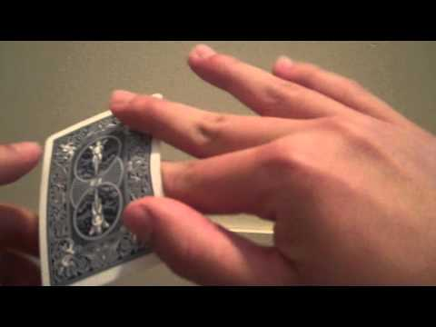 How To Throw A Card (2 Methods) [HD]