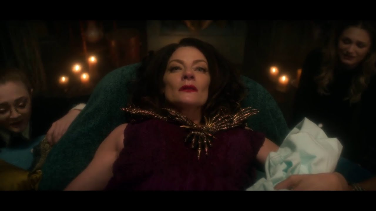 Download Chilling Adventures of Sabrina Part 4   Lilith Gave Birth to Lucifer Child   Episode 03