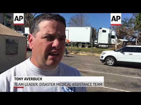 Panhandle hospitals still struggling after Michael
