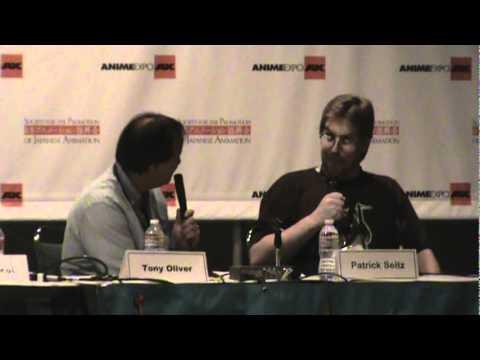 Anime Expo 2011 - Inside the Voice Actors Studio (Patrick Seitz)
