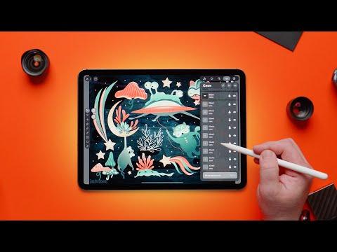 Топ-7 приложений для  iPad!
