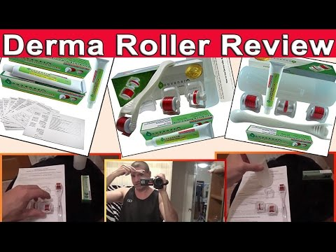 Best Derma Roller Review for Acne Scars - Youyaner Complete Microneedling Kit