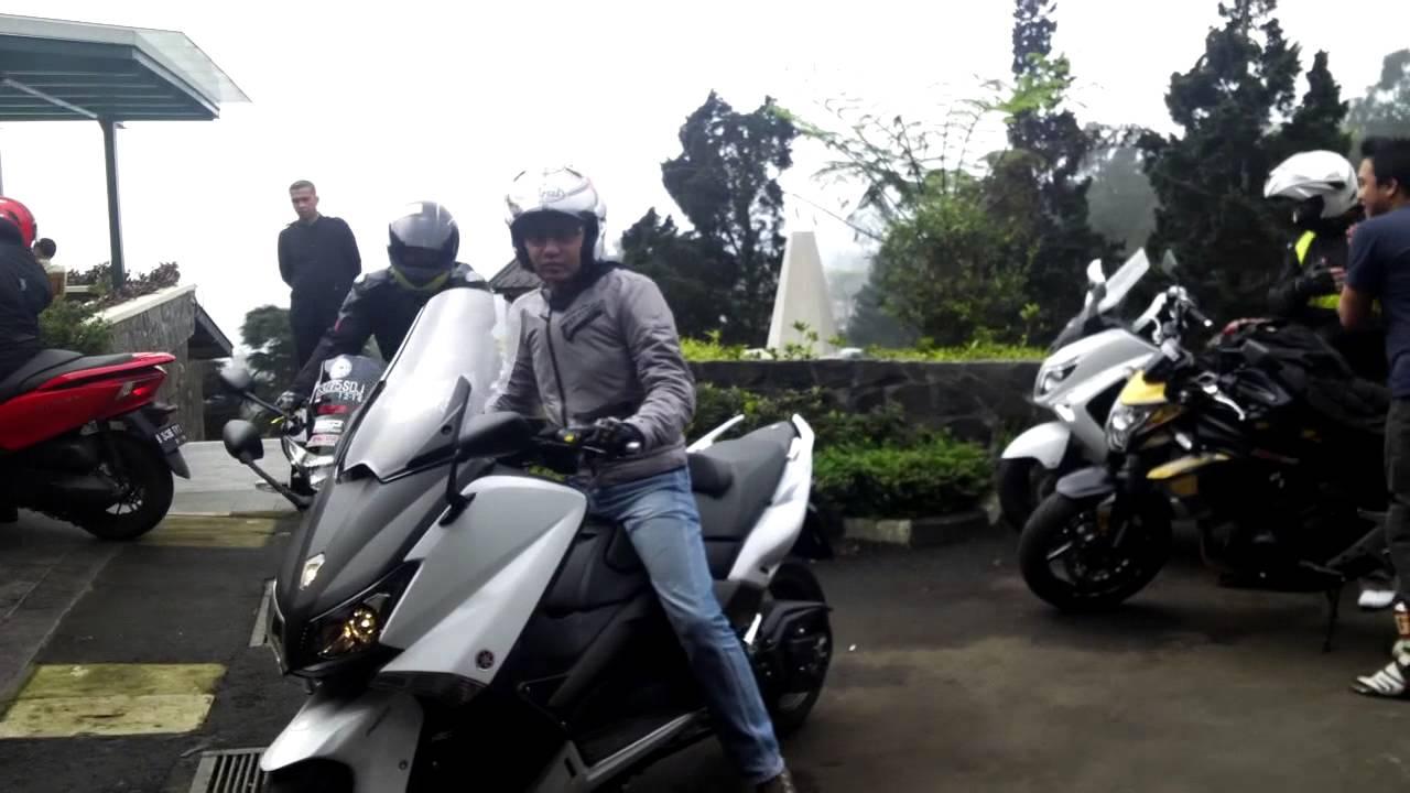 Yamaha Maxi Scooter Indonesia