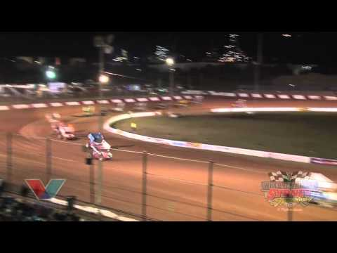 Valvoline, City Of Parramatta Classic, Sprintcar A-Main, 13th October 2012