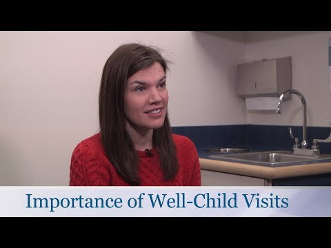 Importance of Well-Child Visits Boys Town Pediatrics