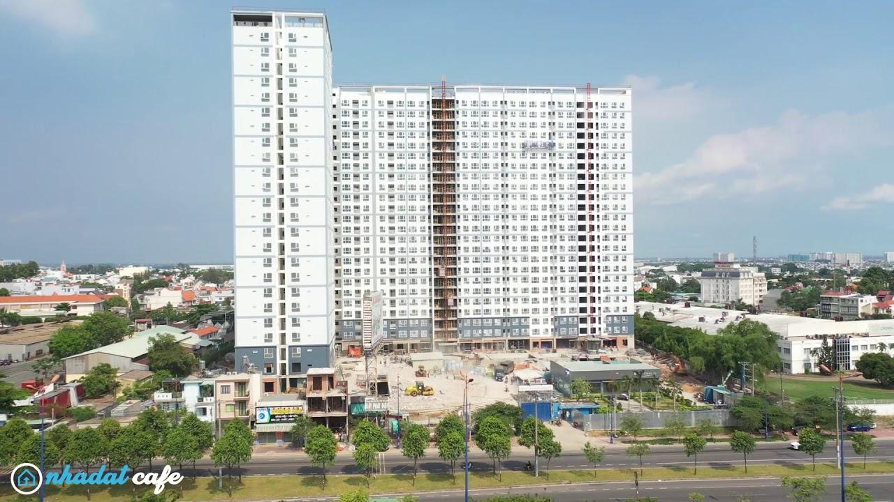 Dự án căn hộ Saigon Gateway cập nhật Flycam 05/2019