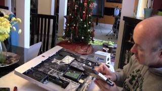iMac SSD Installation and Fusion Drive Creation