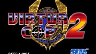Virtua Cop 2 (Virtua Squad 2) - Nostalji Kuşağı #2