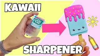 DIY KAWAII SHARPENER(EASY CRAFTS)