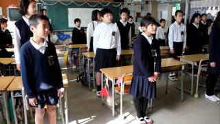 Repeat youtube video 2012/1/29 授業参観日(1/2成人式)Part.3