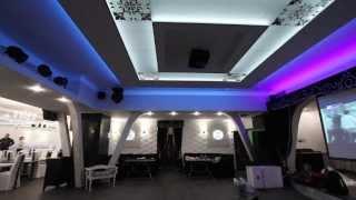 Ресторан СОЮЗ, Днепропетровск. Светодиодное освещение.(, 2013-12-15T13:28:13.000Z)