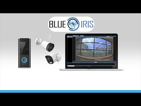 Adding Amcrest WiFi Doorbell Camera To Blue Iris (and Select SmartHome Cameras)