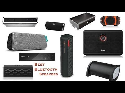 Top 10 Best Bluetooth Speakers Best Bluetooth Wireless Speakers 2014 Youtube