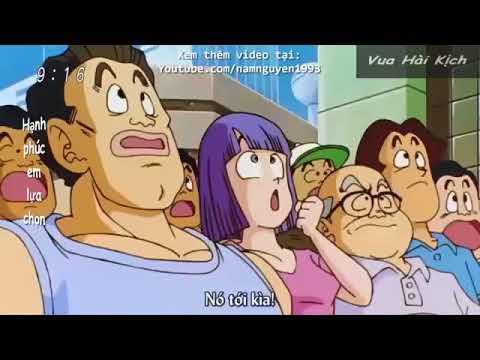 Bản sao của [ Vua Hài Kịch ] Anime Remix - Bảy viên ngọc rồng - Các trận  đánh của khỉ con - Phần 26