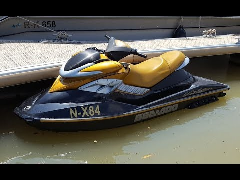Seadoo RXP 215 review TOP Speed !!! Jetski test on Danube Donau