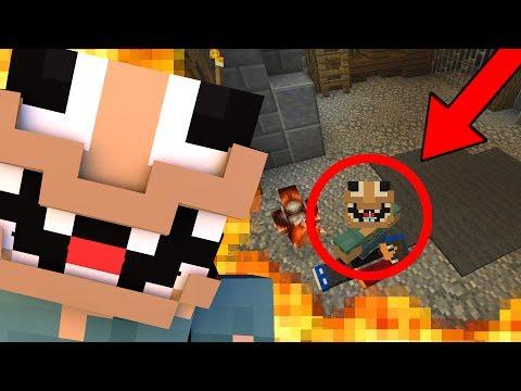 LA FACCIA DEL MOSTRO ASSASSINO!! - Minecraft Murder Mystery