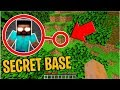 Do NOT Enter Herobrine's Secret Base In Minecraft... (Scary Minecraft Video)
