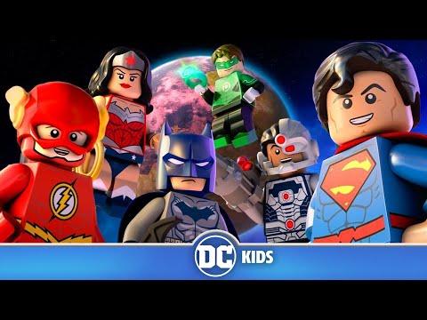 Lego DC Comics Super Heroes - Justice League: Cosmic Clash | First 10 Minutes