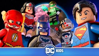 LEGO DC Comics Super Heroes: Justice League: Cosmic Clash | 10 Minuten | DC Kids