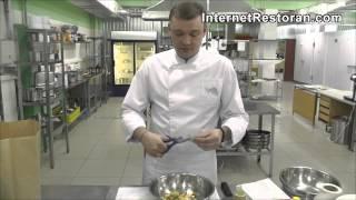 """Как приготовить """"Оливье"""" от Интернет Ресторана №1"""