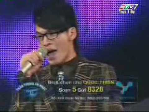 Bài thánh ca buồn - Quốc Thiên - Gala 7 - Vietnam Idol 2008