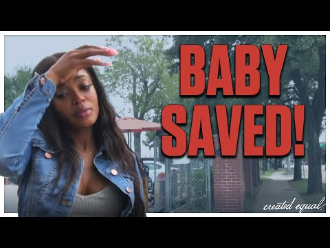 Amazing! Baby SAVED! (Watch Until The End)
