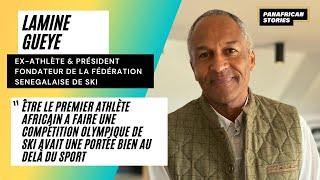 Lamine Gueye «Un jour il y aura un champion olympique de ski africain»