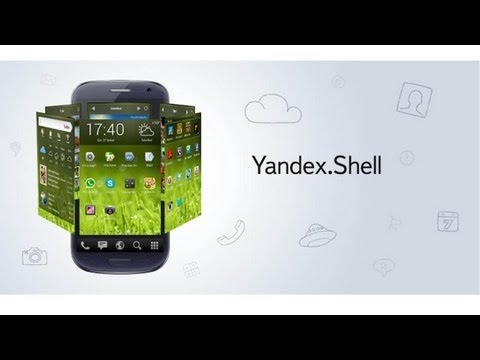 Excelente Launcher Para Android // Yandex.Shell (Launcher+Dialer) GRATIS Travel Video