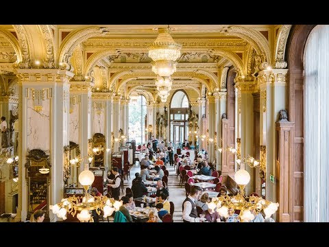 New York Cafe & Palace Tour | Budapest Hungary