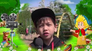 Зразок відеозйомки випускного в дитячому саду