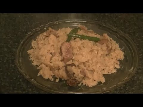 how to make meat pilau rice