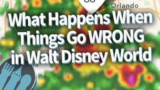 What Happens When Things go WRONG in Disney World??
