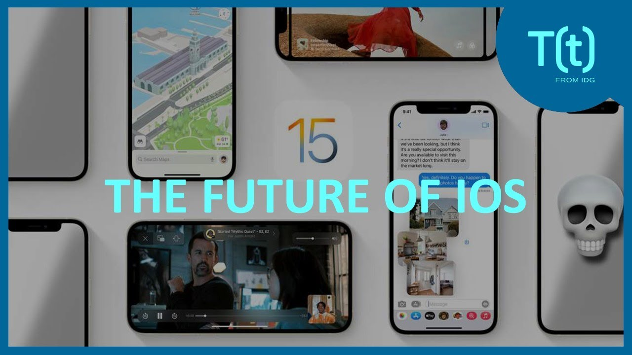 What iOS 15 means for the future of the iPhone - IDG TECHtalk thumbnail