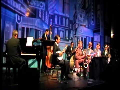 Andy Schumm & his Flatland Gang ~ Bix Beiderbecke Jazz Fest 2013 ~ Davenport, Iowa