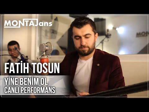 Fatih TOSUN - Yine Benim Ol (Canlı Performans)