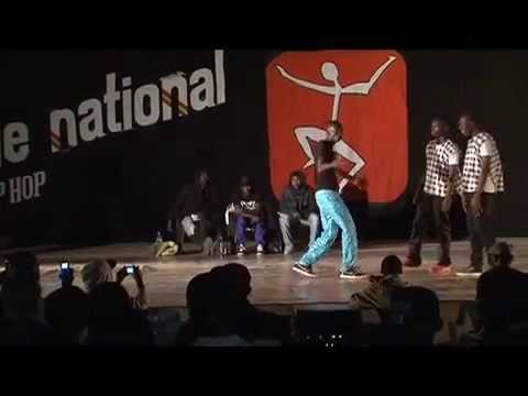 Battle National   Danse Hip Hop 2012   Sénégal   Dakar