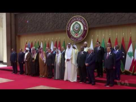 President Trump Meets With Jordan's King Abdullah