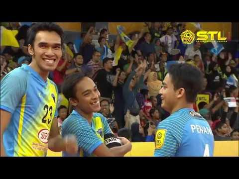 STL 2018 | Melaka Titans 0 - 2 Penang Black Panthers | Astro Arena